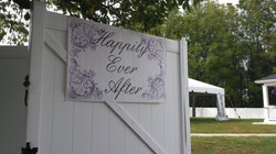 HHappily ever after begins here