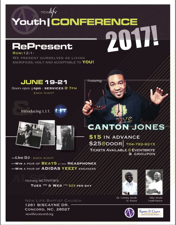 RePresent Youth Conf. Revised Flyer