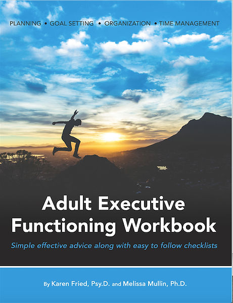 Adult executive functioning strategies
