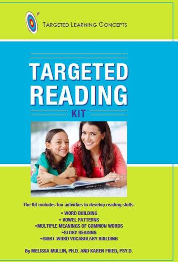 Multisensory activities to teaching reading skills.
