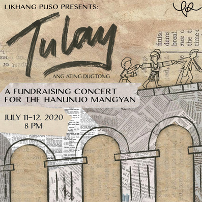 Tulay Concert Poster