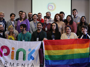 A rainbow under threat: the fight against homophobia in Armenia