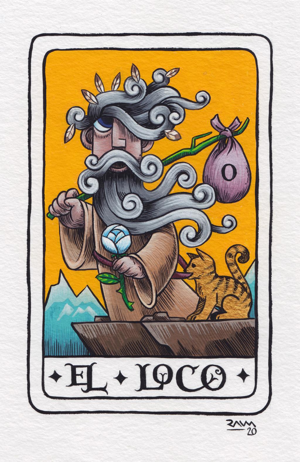 Tarot: El Loco