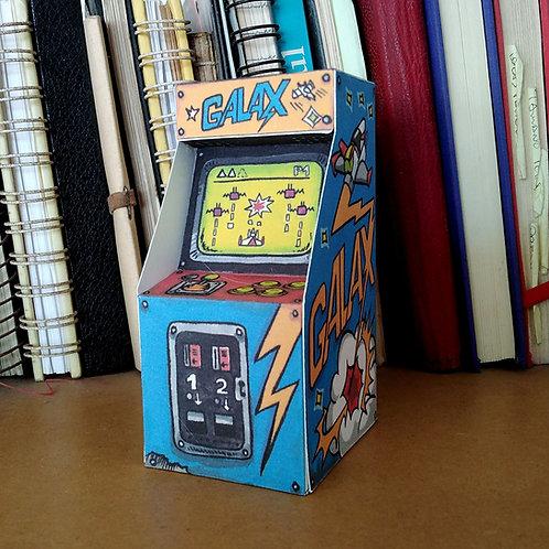 FREE Arcade Paper Toy