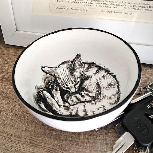 "Vasija ""gato"""