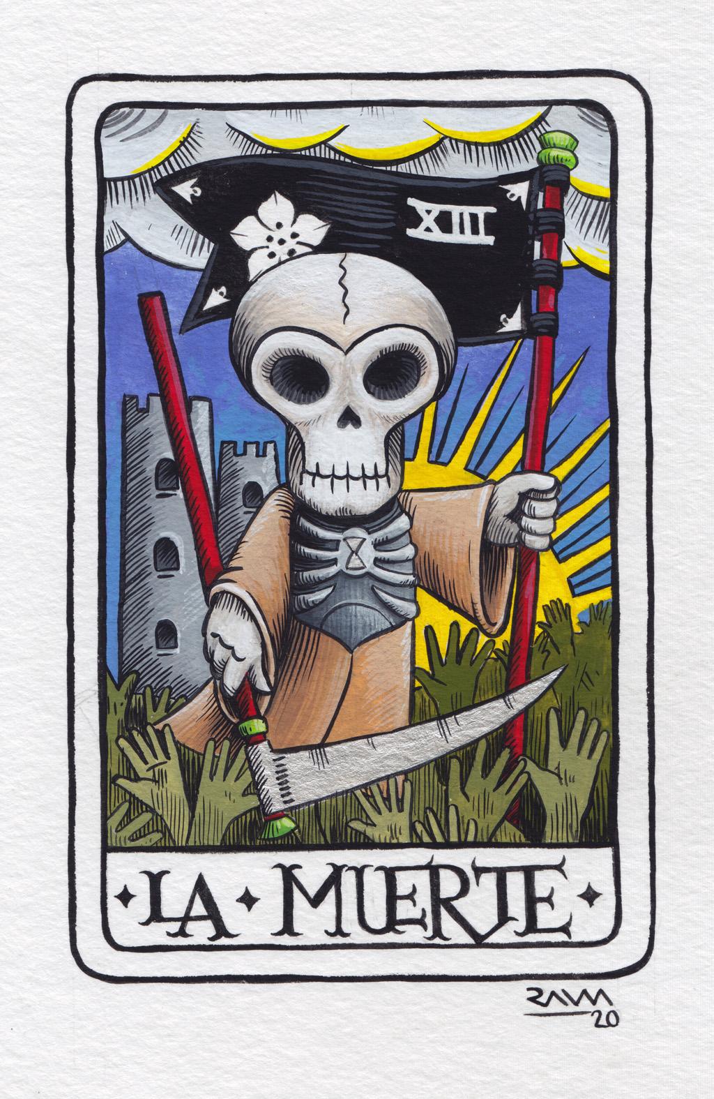 Tarot: La Muerte