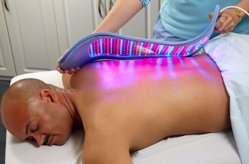 Celluma Light Therapy for pain relief