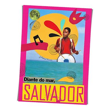 Diante do mar, Salvador