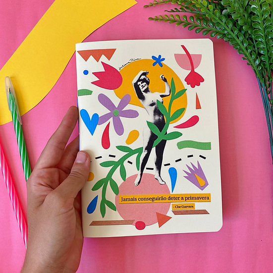 Caderno Primavera