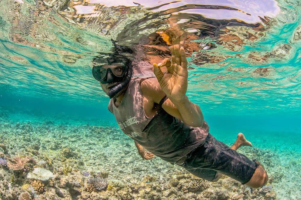 Local Volunteer Snorkeling