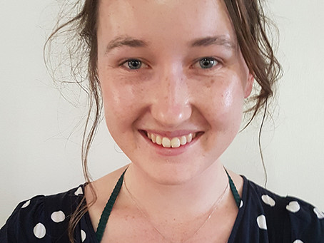 Guest Blog - Sarah Webb, Charles Sturt University