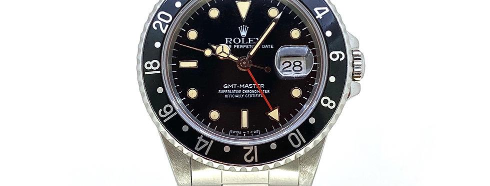 ROLEX GMT-MASTER 16700 - 10.900€