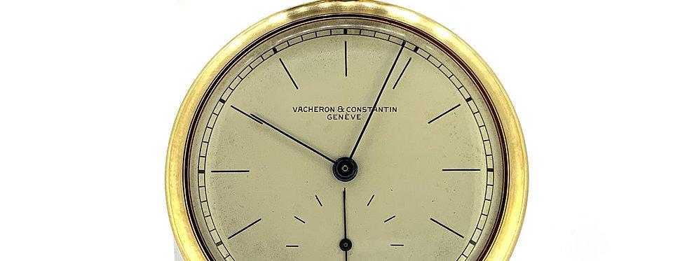 VACHERON & CONSTANTIN 18 CT GOLD POCKET WATCH - 2.850€
