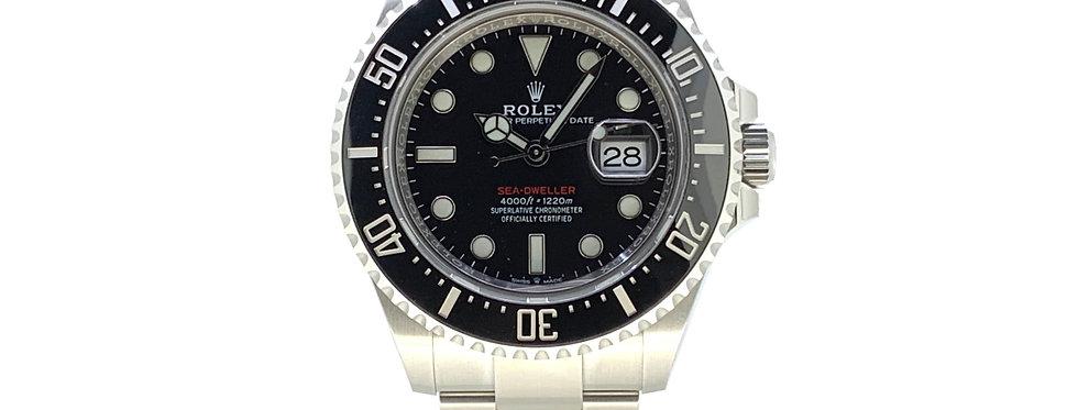 """ROLEX SEA-DWELLER 43 MM """"RED"""" - 126600 - 13.700€"""