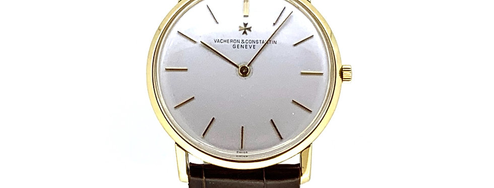 VACHERON & CONSTANTIN ULTRA-THIN 18 CT GOLD - 2.600€