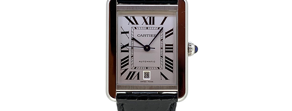 CARTIER TANK SOLO XL AUTOMATIC - 3515 - 3.100€