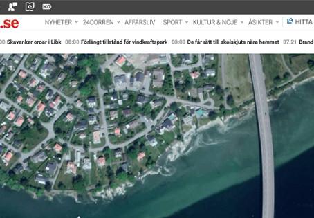 Robot journalism supports digital transition in Scandinavia