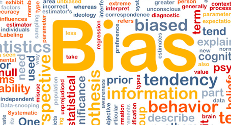 Time to pay attention to bias