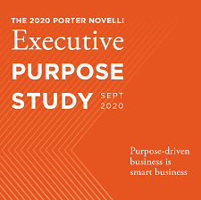Executive purpose study in a changing business world