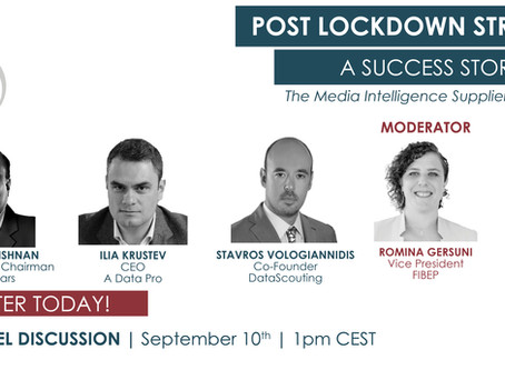 Post lockdown strategy – The media intelligence supplier perspective