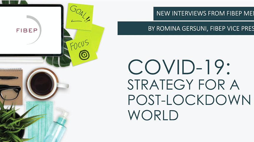 Gopal Krishnan FIBEP COVID19 Strategy Interview