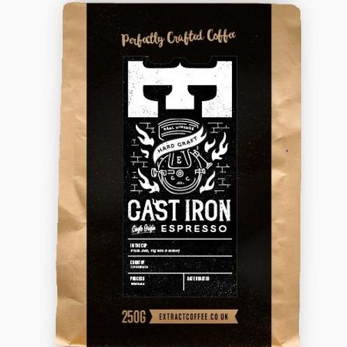 CAST IRON (250gr)