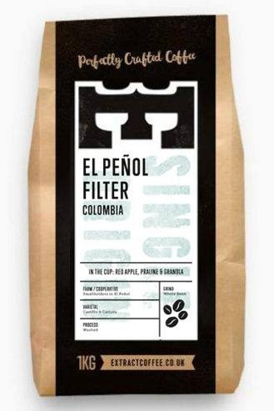 EL PENOL FILTER (1kg)