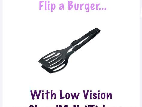 How Do I... Flip a Burger