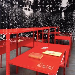 Social Fabric, Iniva, London, 2012