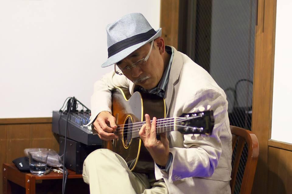鬼塚正男ギターライブ