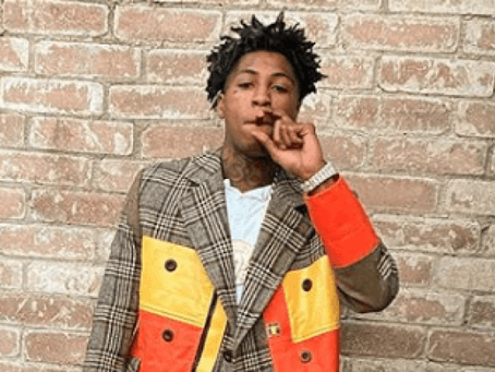 """NBA YOUNGBOY'S NEW ALBUM """"TOP"""" IS PROJECTED TO SELL OVER 140,000 UNITS IN ITS FIRST WEEK"""