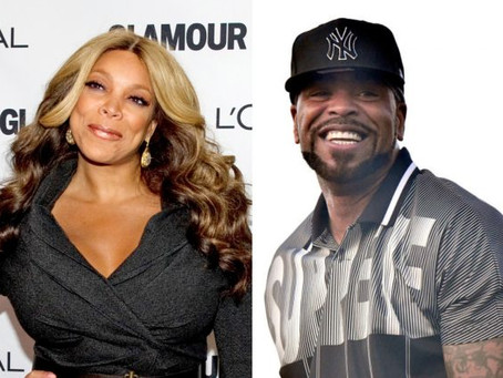 WENDY WILLIAMS ADMITS SHE DRUG METHOD MEN BACK IN 1990'S AND THEY HAD A 1 NIGHT STAND
