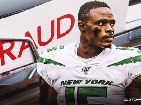 NEW YORK JETS CUT JOSH BELLAMY AFTER HE WAS ARRESTED FOR $24 MILLION COVID-19 LOAN FRAUD