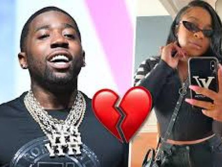 LIL WAYNE'S DAUGHTER REGINAE CARTER DUMPS YFN LUCCI AFTER HIS THOT FILLED CUCUMBER PARTY WENT VIRAL