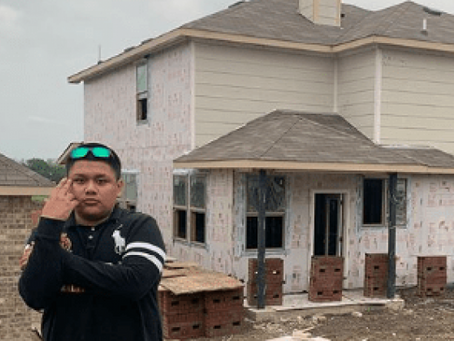 18 YEAR OLD RAPPER BABY YUNQIN JUST PURCHASED HIS MOTHER A BRAND NEW HOUSE
