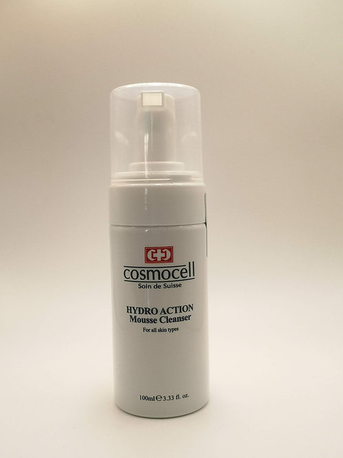 Hydro Action Mousse Cleanser (100ml)