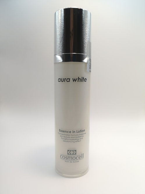 Aura white Essence in Lotion 50ml (skin texture and radiance Powerful hydrating)