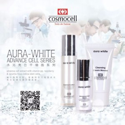Aura white Advance cell series 3pcs set
