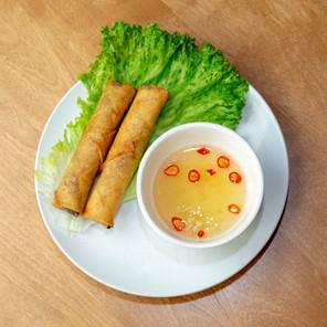 Crispy Saigon Pork Rolls (Chả Giò)