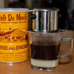 Vietnamese Iced Coffee (Cà PhêSữa Đá)