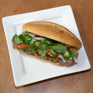 Streetside Sandwich (Bánh Mì)