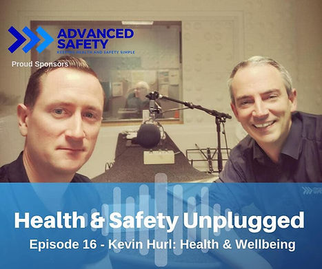 Advanced Safety, Health & Safety, E learning, Safety Training, Health and Safety Best Practice, Health and Safety Unplugged, Safety Podcast, Safety Information, Mental Health