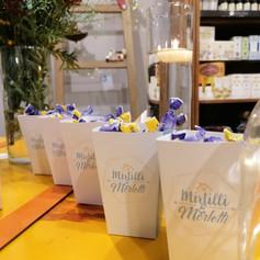 Inaugurazione Mirtilli & Merletti