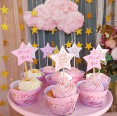 Twinkle Twinkle Little Star - Baby shower ideas