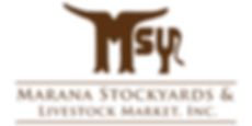 Marana Stockyards Logo