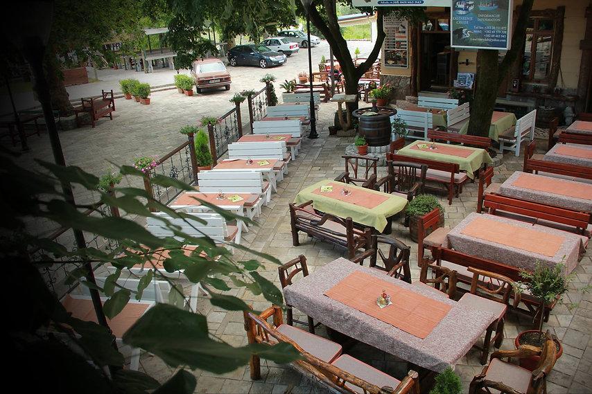 Restaurants in Virpazar Lake Skadar