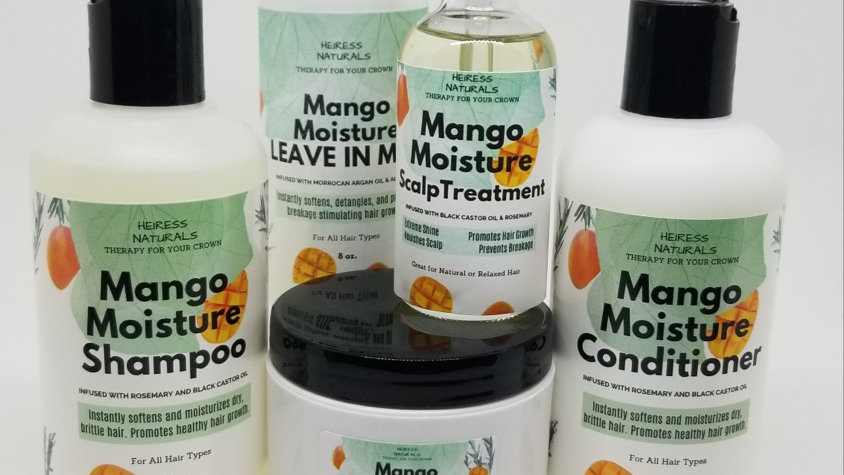 Mango Moisture System (5pc)