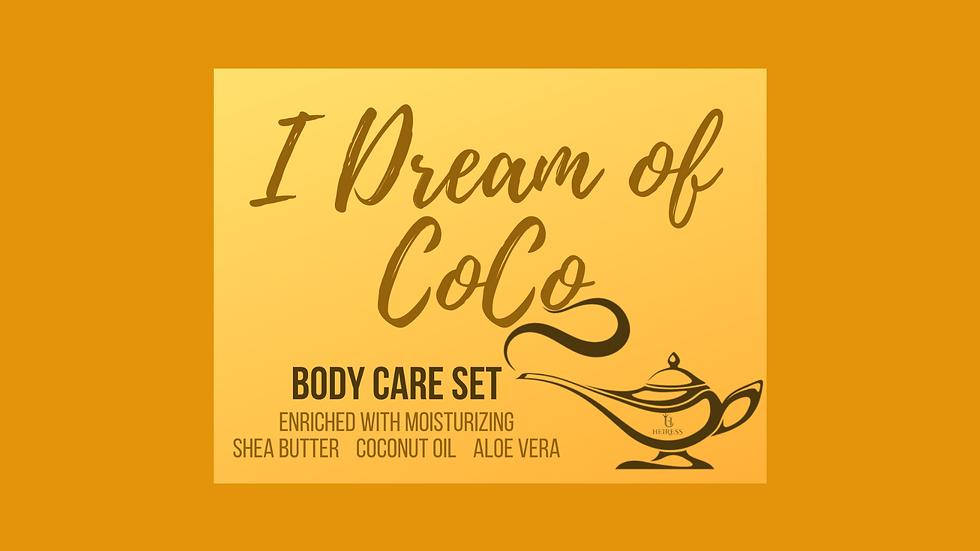 I Dream of CoCo Body Care Set