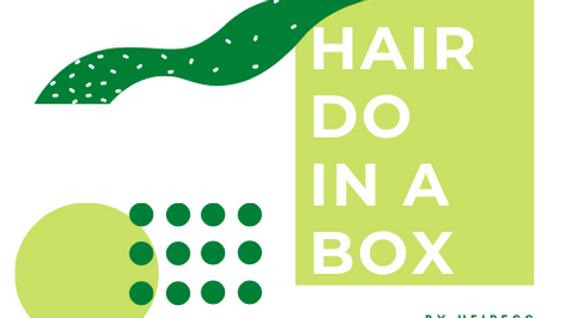 Hair Do in a Box