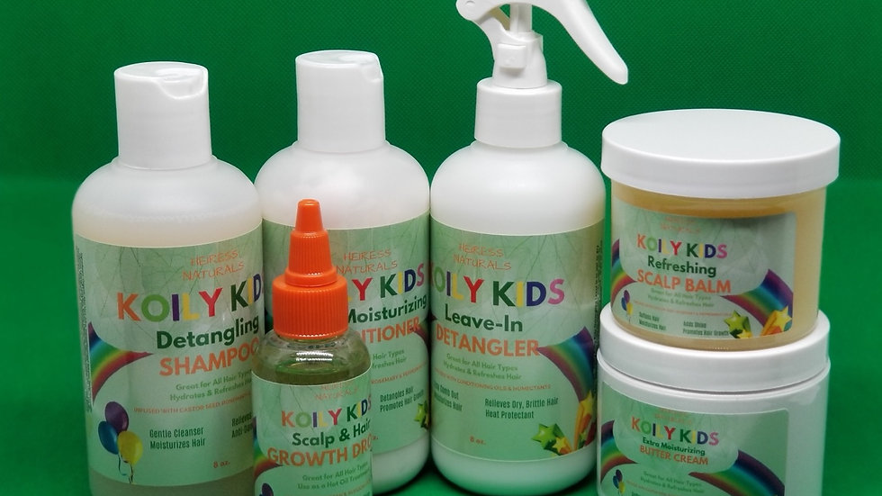 Koily Kids System